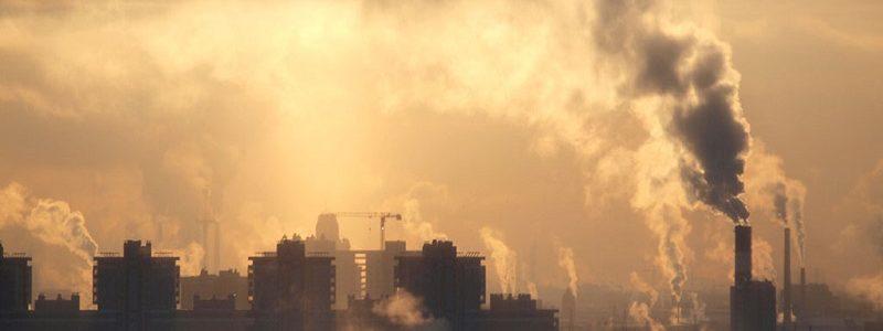 آلودگی هوا بحران های زیست محیطی
