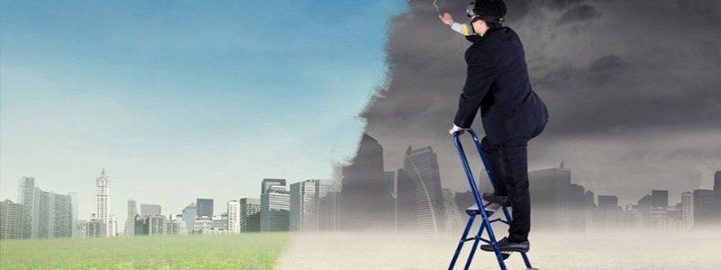 آلودگی هوا زنگ خطری برای سلامت انسان