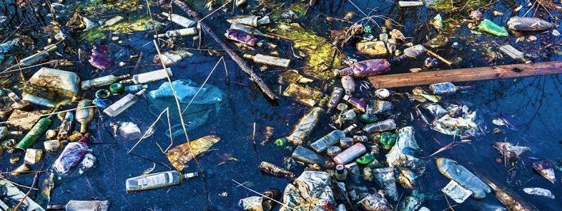 بررسی و سنجش آلودگی های آب و پساب