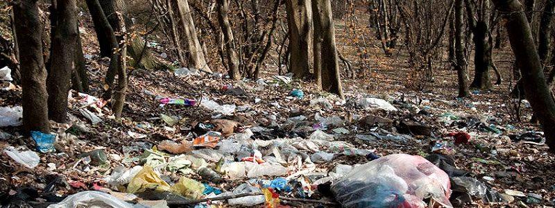 زباله هایی که نباید در طبیعت رها شوند!
