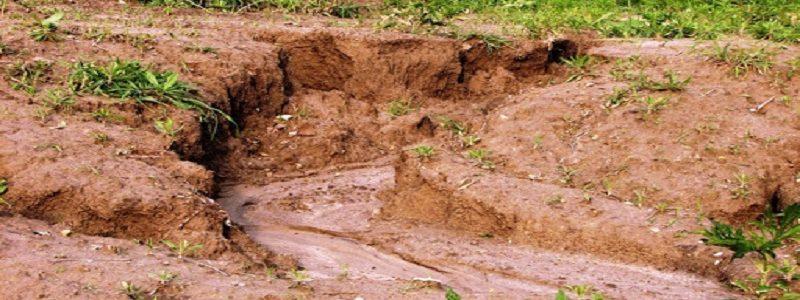 محیط زیست و فرسایش خاک