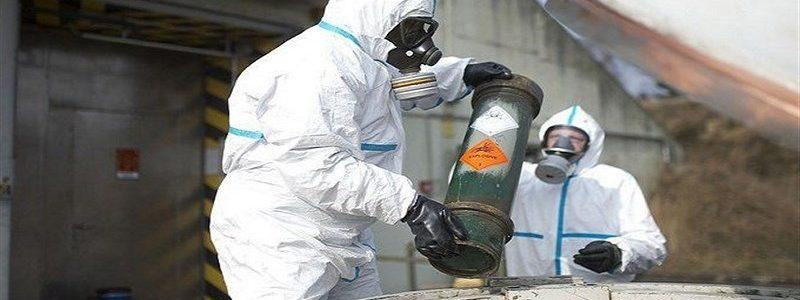 محیط زیست و مواد شیمیایی