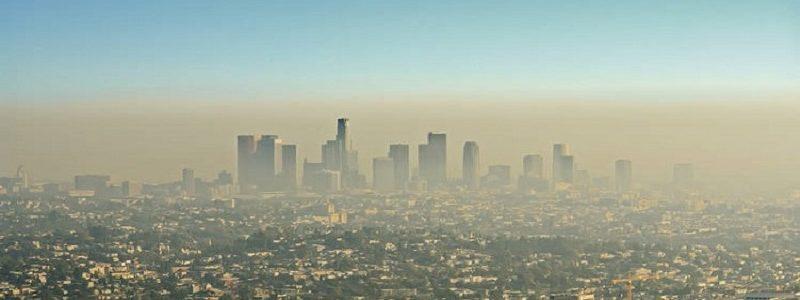 هوا، انواع آلودگیهای