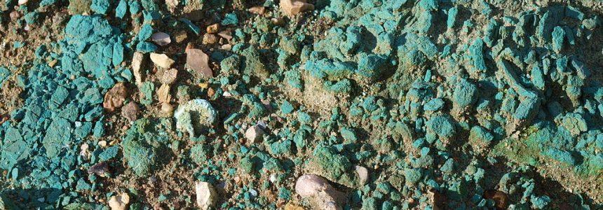 آلودگی خاک و روش های پاکسازی آن