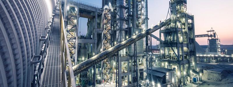 کارخانجات فولاد كارخانجات سيمان و صنايع وابسته