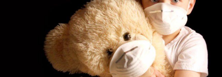 اثرات آلودگی هوا بر سلامت کودکان